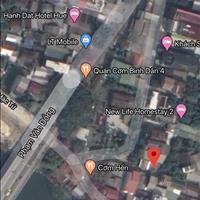 Bán đất kiệt xe máy Hàn Mặc Tử, đất rộng người đông