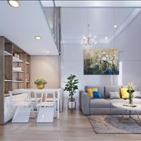 Bán căn hộ 31m2 có hỗ trợ trả góp Hóc Môn ngay khu dân cư Xuyên Á, full nội thất, thiết kế kiểu Mỹ
