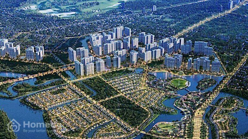 Dự án Vinhomes Grand Park - Vincity Quận 9 - ảnh giới thiệu
