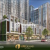 Siêu HOT!Chỉ từ 2.9 tỷ sở hữu căn hộ Citigrand cao trần 5,4m, ngay TT Quận 2,NH hỗ trợ lên đến 70%