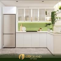 CitiGrand - Khu căn hộ xanh đáng sống của giới trẻ Sài Gòn, vị trí đẹp giá tốt thanh toán 36 tháng