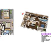 Tháng 5/2020 - Nhận gấp hồ sơ nhà ở xã hội Ecohome 3, diện tích 58 - 62,6m2, giá gốc từ 15,8tr/m2