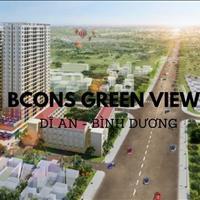 Bcons Green View - Căn hộ giá rẻ trung tâm Dĩ An đầu tư sinh lời tốt, gia đình trẻ không nên bỏ lỡ