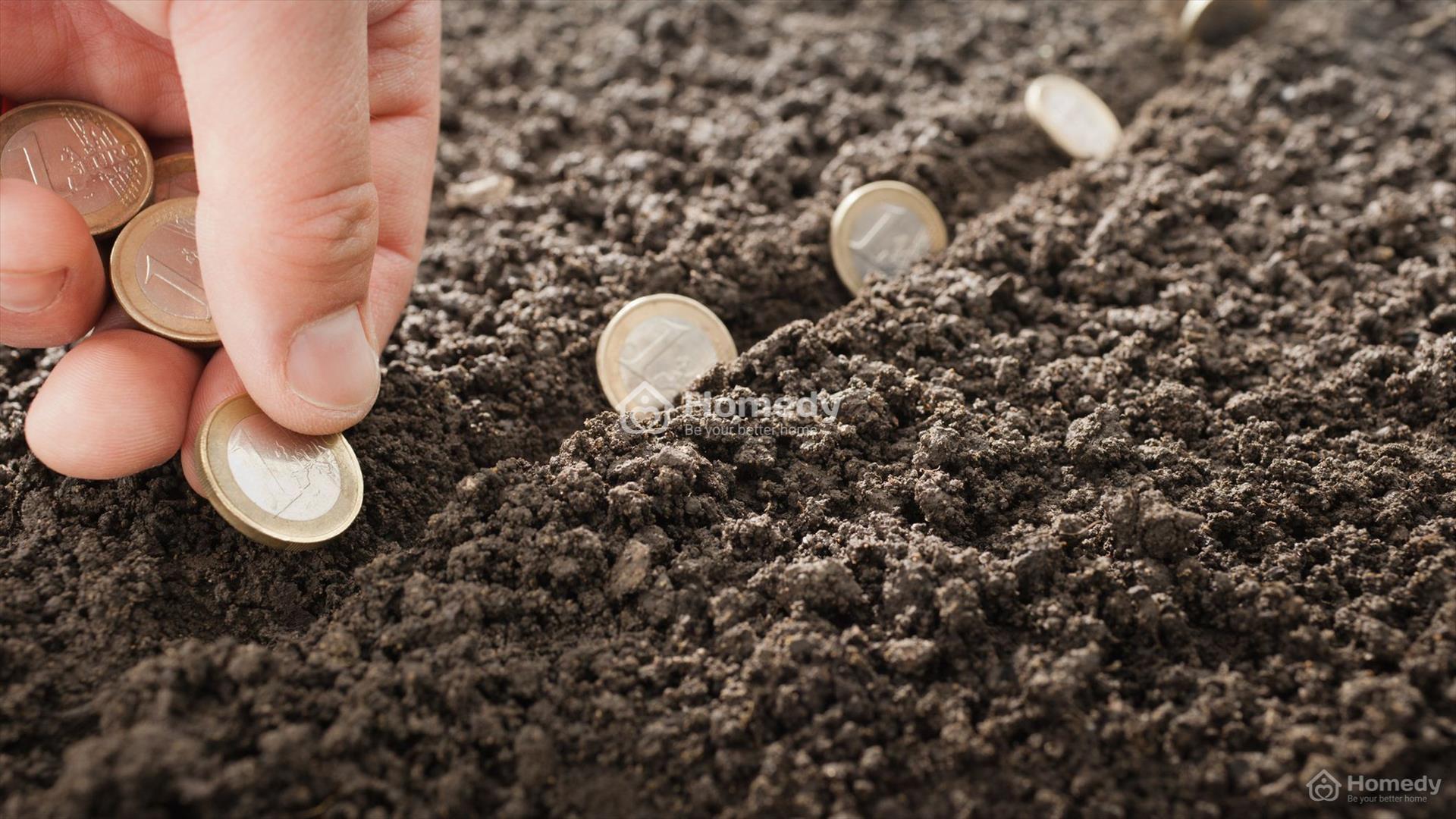 Khái niệm tiền sử dụng đất là gì?