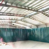 Chính chủ cho thuê 500m2 nhà xưởng, kho bãi tại khu CN Thạch Thất-Quốc Oai, trục Đại Lộ Thăng Long