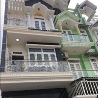 Bán nhà góc 2 mặt tiền 6x12m ngã tư Gò Mây sổ hồng riêng đường 8m ô tô vào tận nhà