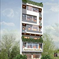 Cho thuê tòa căn hộ 14 phòng ngủ phố đi bộ An Thượng có mặt bằng trệt lửng ngang 8m