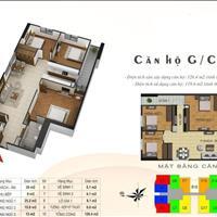 Chỉ từ 19 triệu/m2 căn góc 3 phòng ngủ dự án Gelexia Riverside Hoàng Mai, Hà Nội