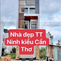 Nhà 1 trệt 2 lầu mới đẹp trung tâm Ninh Kiều - Cần Thơ 189m2