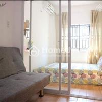 Hot chính chủ cho thuê căn hộ 1 phòng ngủ siêu đẹp, đầy đủ nội thất - chỉ 7.5 triệu/tháng