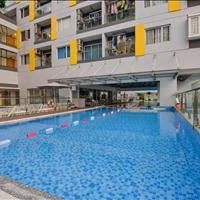 Cho thuê căn hộ 2PN (căn góc) Charmington Cao Thắng Quận 10 - giá 18 triệu/tháng, full, bao phí