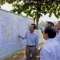 Bán đất nằm ngay trung tâm làng Đại Học Nam Đà Nẵng - giá chỉ 13 triệu/m2 đường 17,5m