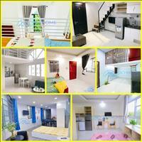 Phòng có gác cao cấp, nội thất, ở được 4 người, cách Lotte Mart 5 phút - chỉ từ 4 triệu/tháng