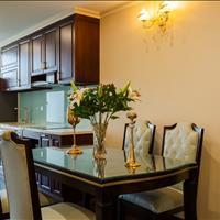 Căn hộ cao cấp 2 phòng ngủ, tầng cao view sông Hồng, dự án HC Golden City 319 Bồ Đề