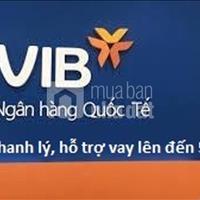 ( Thông Báo ) Ngân Hàng Quốc Tế VIB HT Thanh Lý 25 Nền Đất Sau Lưng Aeon MaiL Quận Bình Tân -TP.HCM