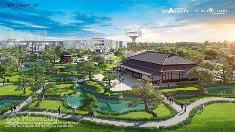 Dự án Vinhomes Smart City - ảnh giới thiệu