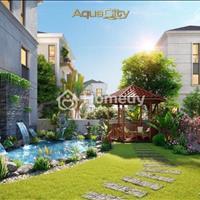 Phân khu biệt thự trứ danh tại Aqua City - 118 căn riêng biệt với tiện ích đẳng cấp riêng, siêu đẹp