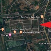 Bán lô đất nền Hòa Lạc nằm sát trục đường Quốc lộ 21, giá rẻ nhất thị trường