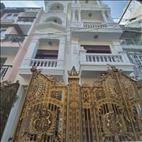 Bán biệt thự khu VIP Bàu Cát - Trương Công Định, 14, Tân Bình 8x20m, 4 lầu, nhà rất đẹp vào ở ngay