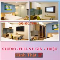(Giảm giá mùa hè) cho thuê Studio - Full NT 8 triệu, 3PN - Full NT 13.5 triệu (cam kết giá tốt)