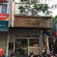 Cho thuê nhà mặt phố quận Hai Bà Trưng - Hà Nội giá 47 triệu