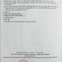 Chính chủ bán đất nền căn góc khu dân cư An Ninh, Diên An, Diên Khánh - Khánh Hòa
