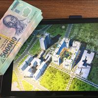 Ecohome 3 căn góc 3 phòng ngủ giá từ 20 triệu/m2 nhận nhà tháng 10 này