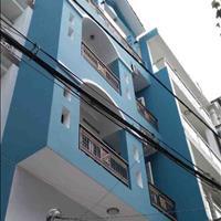 Nhà bán sát mặt tiền Quang Trung diện tích 5.5m x 10m 1 trệt 3 lầu giá 5.3 tỷ
