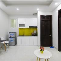 Căn hộ chung cư mới xây Huna Apartmnet - studio - 1 phòng ngủ riêng biệt quận 7