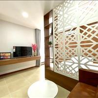 Cho thuê căn hộ cao cấp quận Tân Bình, 35m2, giá 8.5 triệu/tháng, có ban công, hầm xe, bảo vệ 24/7