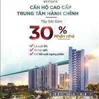 Chỉ thanh toán 30% nhận căn hộ hoàn thiện 2PN, 2wc, CK 2% -18% liền kề BX Miền Tây chợ Bình Điền