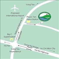 Bán đất nền dự án Biên Hòa New City giá 19 triệu/m2