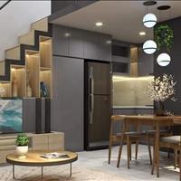 Căn hộ Bà Điểm - Giá 299 tr/căn 1 phòng ngủ, 1 phòng khách view hồ - Tặng full nội thất trong tuần