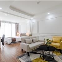Cho thuê căn hộ 4 sao 1, 2 PN quận Tân Bình, sát cổng sân bay, tích hợp gym, pool, office, buffet