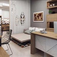 Cho thuê căn hộ Officetel Sky Center quận Tân Bình, diện tích 43m2