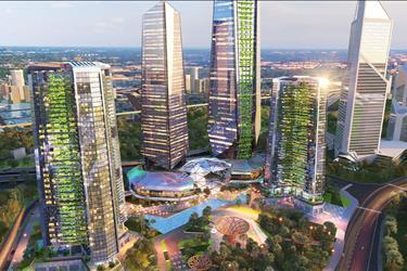 Sunshine Empire - Khu đô thị Nam Thăng Long - Ciputra
