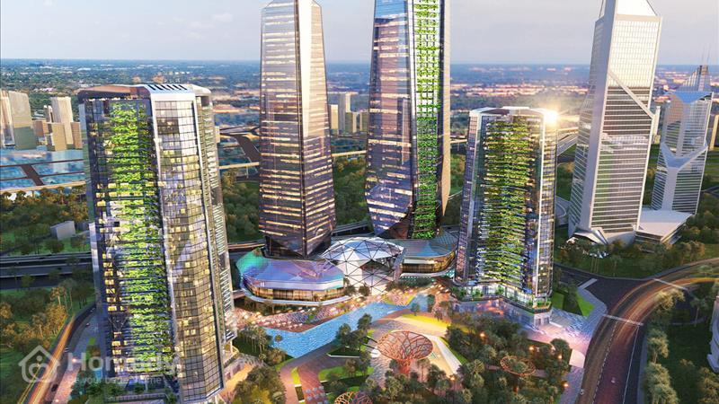 Dự án Sunshine Empire - Khu đô thị Nam Thăng Long - Ciputra Hà Nội - ảnh giới thiệu