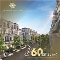 Hot hot - Độc quyền bảng hàng Grand Bay Townhouse Hạ Long - đầu tư ngay giá rẻ từ CĐT BIM Group