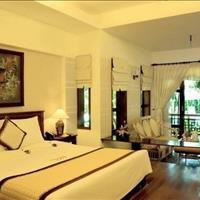 Cho thuê dài hạn Giá rẻ bất ngờ KS đường Hồ Nghinh 25 phòng 120 m2 đất,5 tầng.LH ngay