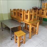 Sang nhượng quán bún cá 50m2 mặt tiền 5m có gác xép rộng phố Ngô Thì Nhậm, Hà Đông, Hà Nội