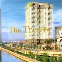 Bán gấp căn The Tresor Quận 4 2PN, 1WC 65m2 giá chỉ 4,1 tỷ lầu cao view sông cực đẹp full nội thất