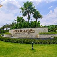 Biệt thự sinh thái quận 9 ven sông Sài Gòn có sân vườn, hồ bơi riêng, du thuyền tận nhà
