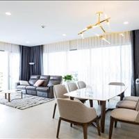 Cho thuê Đảo Kim Cương 117m2, 3 phòng ngủ, full nội thất, lầu cao, view sông, 35 triệu/tháng