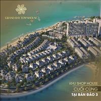 Cần bán liền kề dự án Grand Bay Hạ Long HB 141 diện tích 117m2 vị trí góc 3 mặt thoáng
