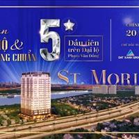 Dự án ST Moritz - Vị trí độc tôn mặt tiền Phạm Văn Đồng- Thủ Đức