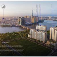 Mở bán 30 suất VIP - The River, Thủ Thiêm, quận 2, giá đầu tư 6.500 USD/m2, booking 200 triệu/chỗ