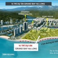 Cần bán liền kề dự án Grand Bay Hạ Long HB 141 DT 117m2 vị trí góc 3 mặt thoáng