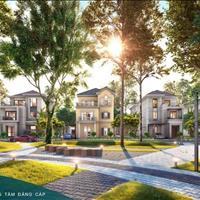 Nhà phố biệt thự 1 trệt 2 lầu thanh toán chỉ 620 triệu