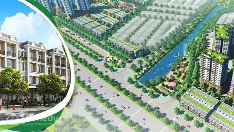 Dự án Hana Garden City - Mê Linh Springville - ảnh giới thiệu