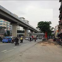 Bán gấp nhà mặt phố Nguyễn Trãi, Thanh Xuân, 55m2, 4 tầng, mặt tiền 5m, giá chỉ 10 tỷ